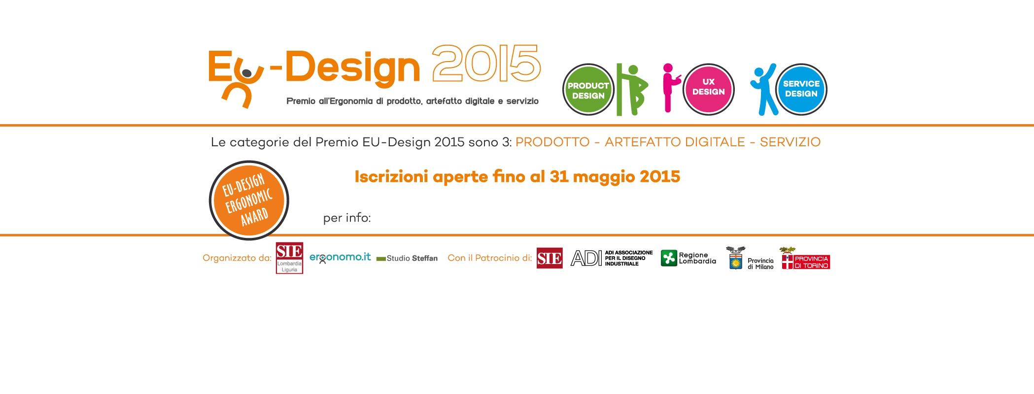 EU DESIGN_ergonomic award_2015