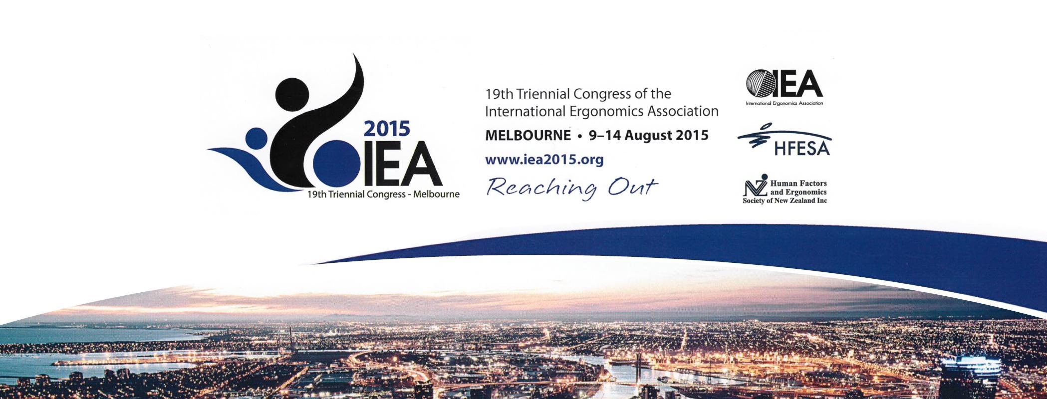 IEA 2015_Melbourne