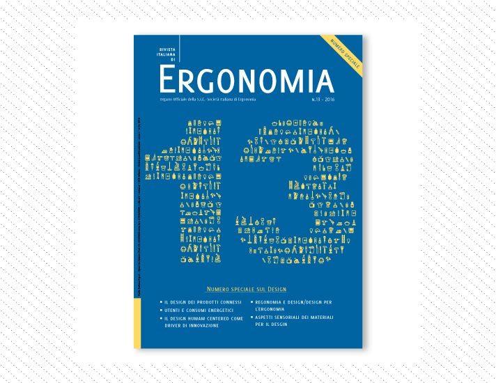 Rivista Italiana di Ergonomia, n.13; Anno 2016