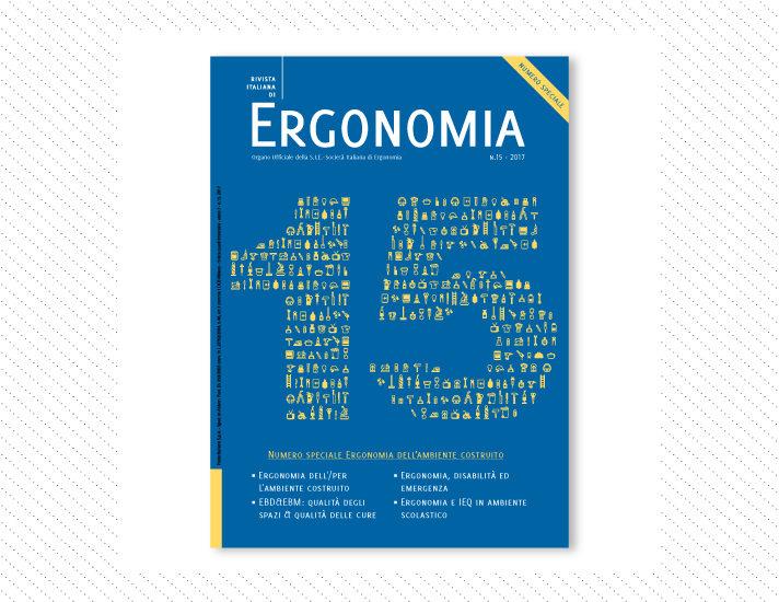 Rivista Italiana di Ergonomia, n.15; Anno 2017