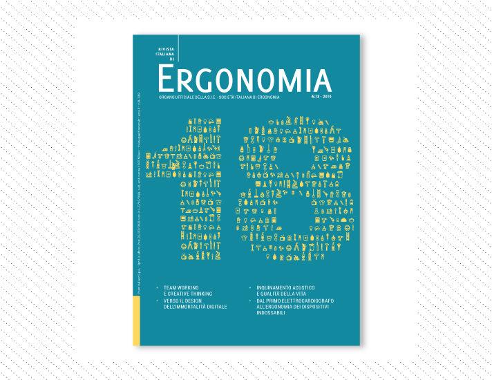Rivista Italiana di Ergonomia, n.18; Anno 2019