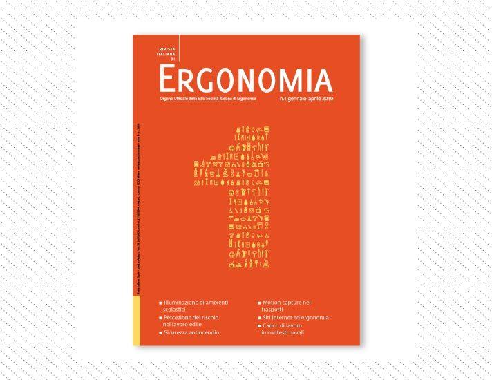 Rivista Italiana di Ergonomia, n.1; gennaio-aprile 2010