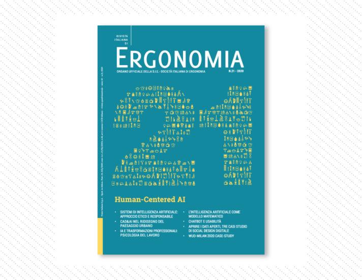 Rivista Italiana di Ergonomia, n.21; Anno 2020