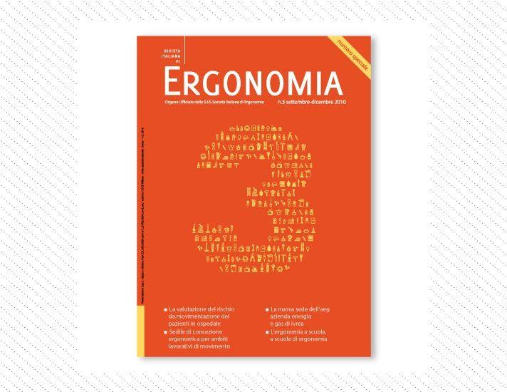 Rivista Italiana di Ergonomia, n.3; settembre - dicembre 2010