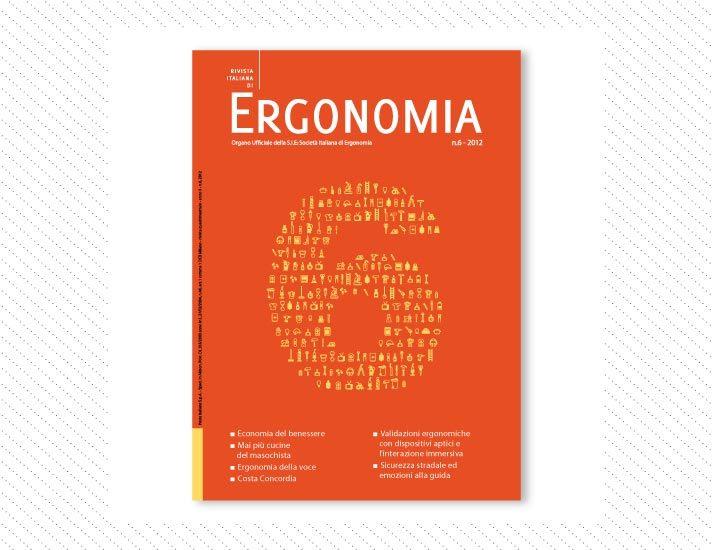 Rivista Italiana di Ergonomia, n.4/5; gennaio - ottobre 2011