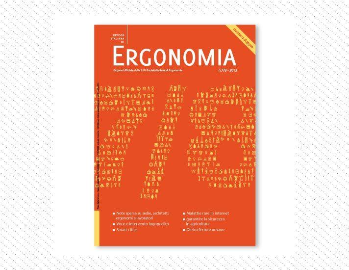 Rivista Italiana di Ergonomia, n.7/8; Anno 2013
